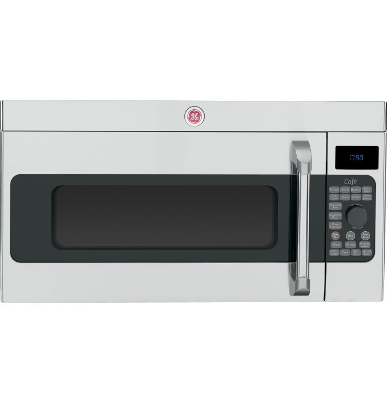 GE CVM1790SS 1.7 Cubic Foot Over The Range Microwave oven with Convection Cookin photo