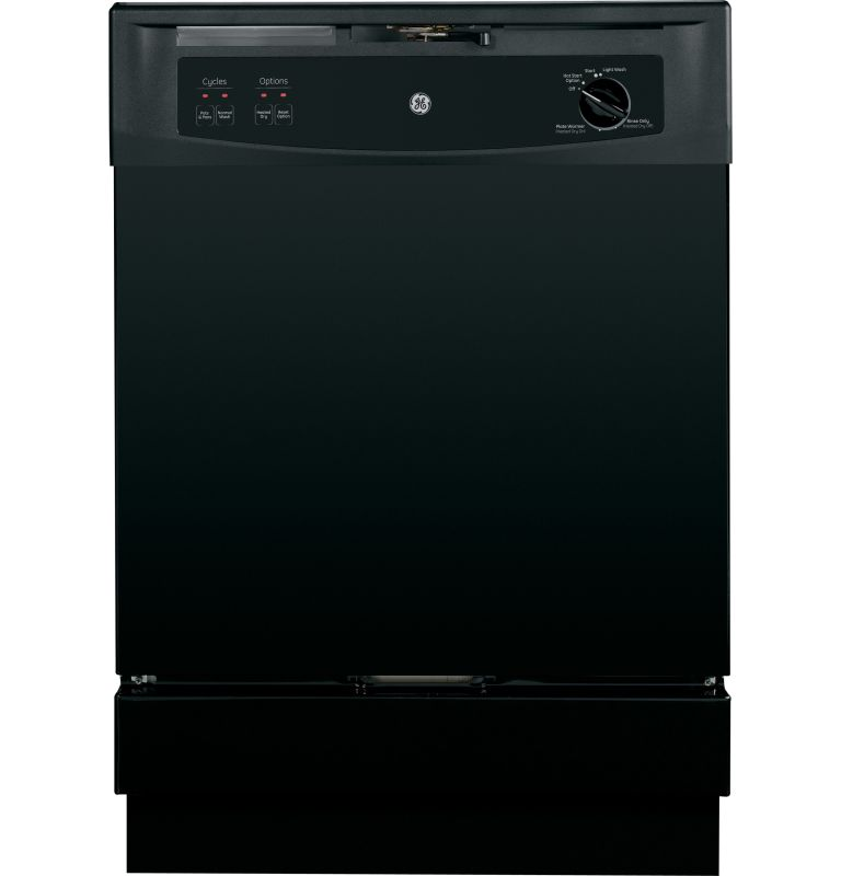 GE GSM2200V Spacemaker Under-the-Sink Dishwasher with 4-Level Wash System and 2- photo
