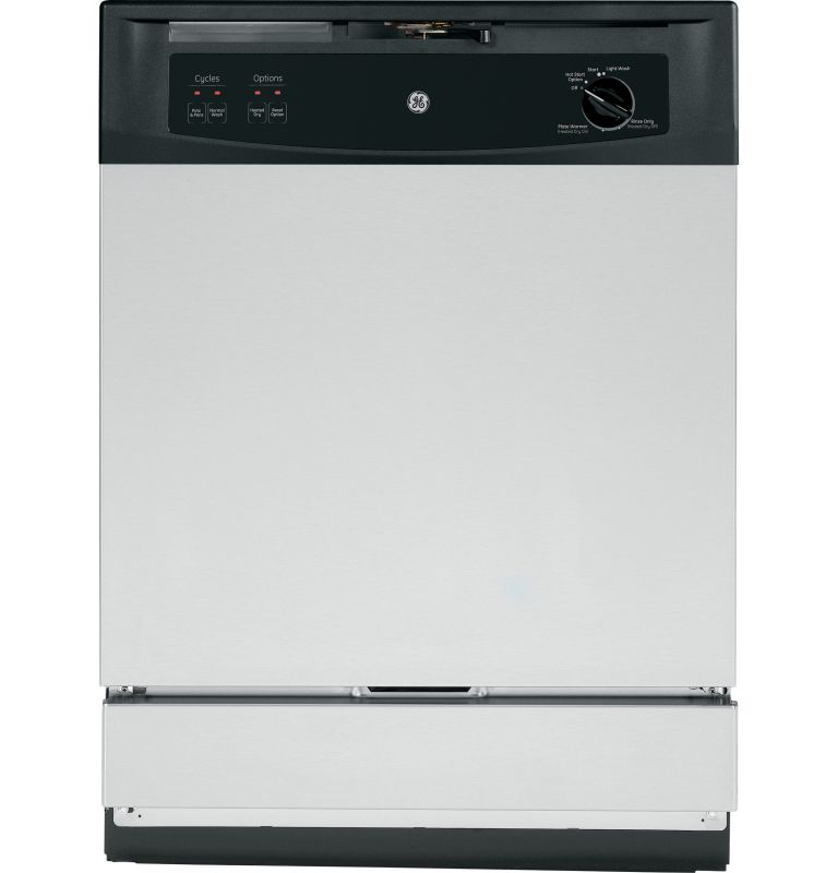 GE GSM2260V Spacemaker Under-the-Sink Dishwasher with 4-Level Wash System and De photo