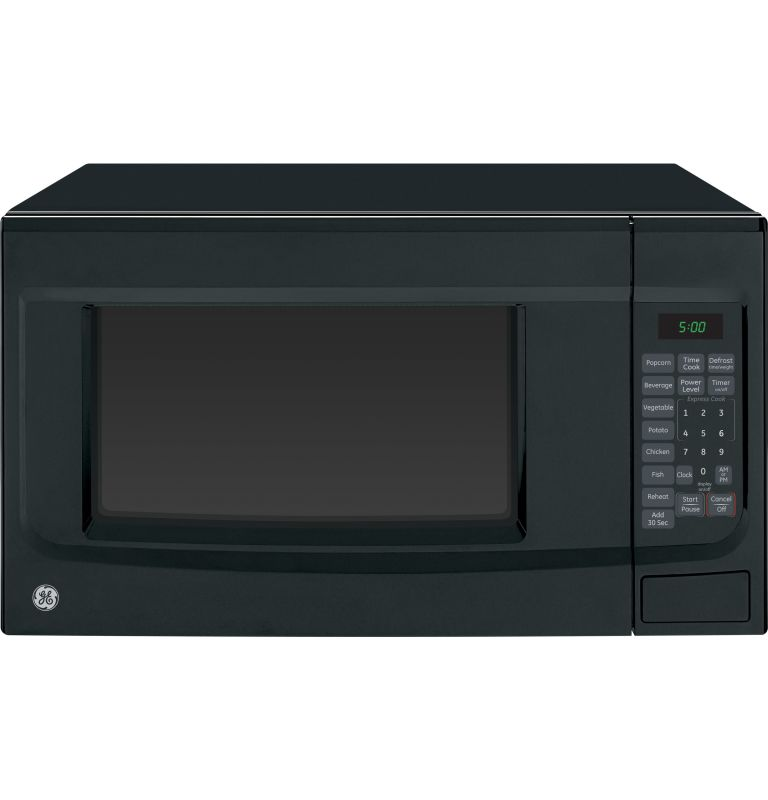GE JES1460DS 1.4 Cubic Foot Countertop Microwave Oven with Turntable photo