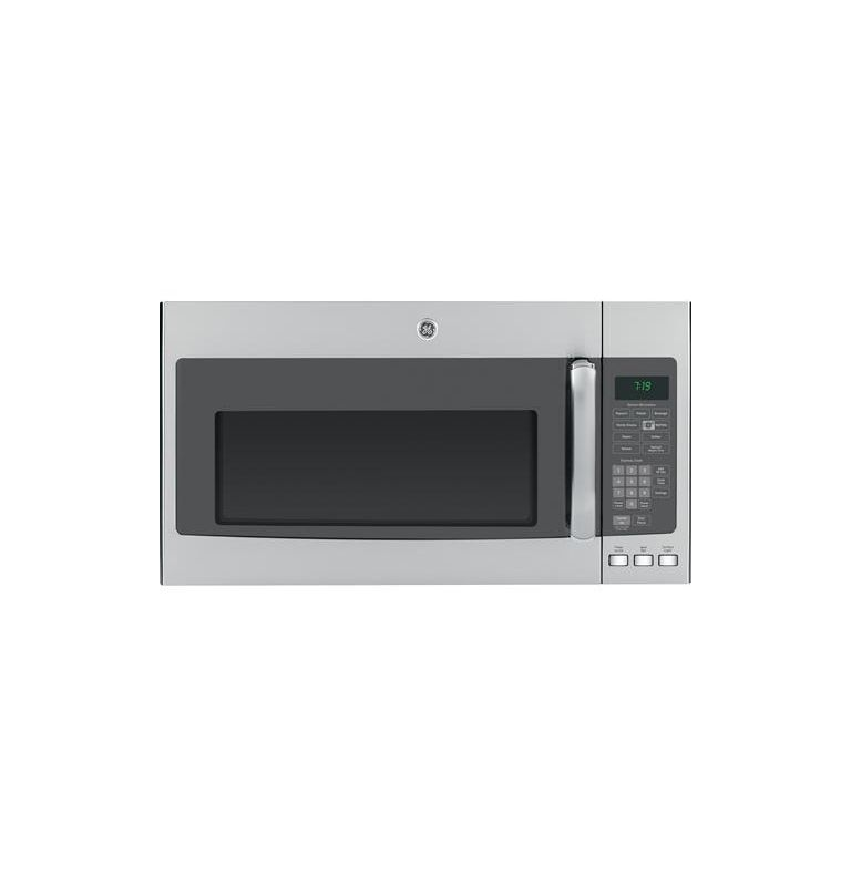 GE JNM7196SF 1.9 Cu. Ft. Over-the-Range Sensor Microwave with Recirculating Venti photo
