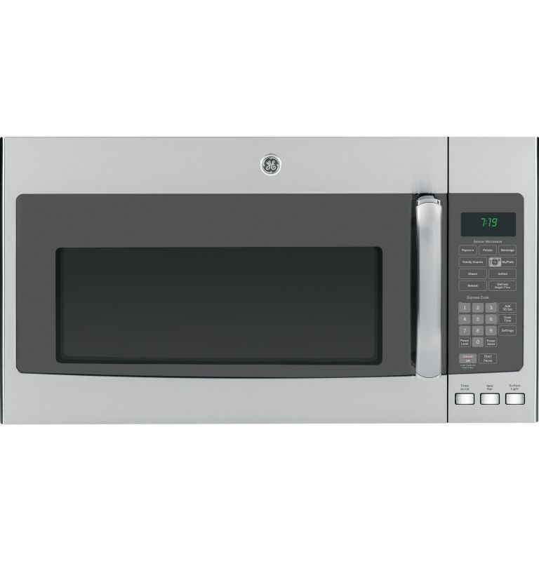 GE JVM7195SF 1.9 Cu. Ft. Over the Range Microwave Oven with Sensor Cooking Contr photo