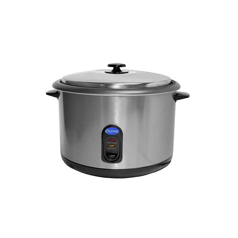 GLOBE RC1 Chefmate Rice Cooker/Warmer photo
