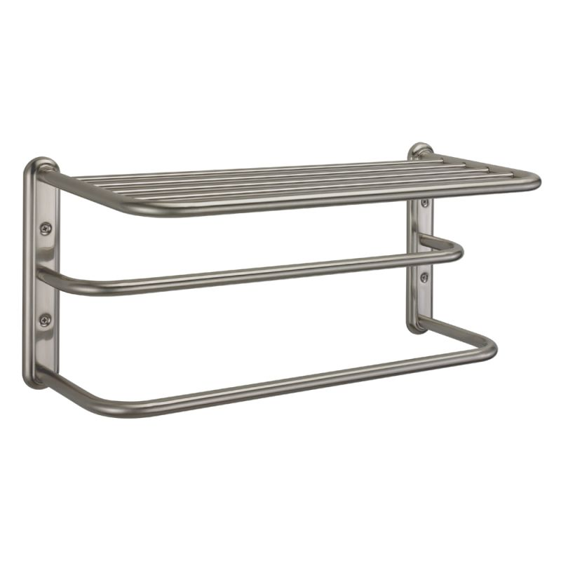 Hotel Style Towel Shelves Or Train Racks In Chrome Gold Brushed ...