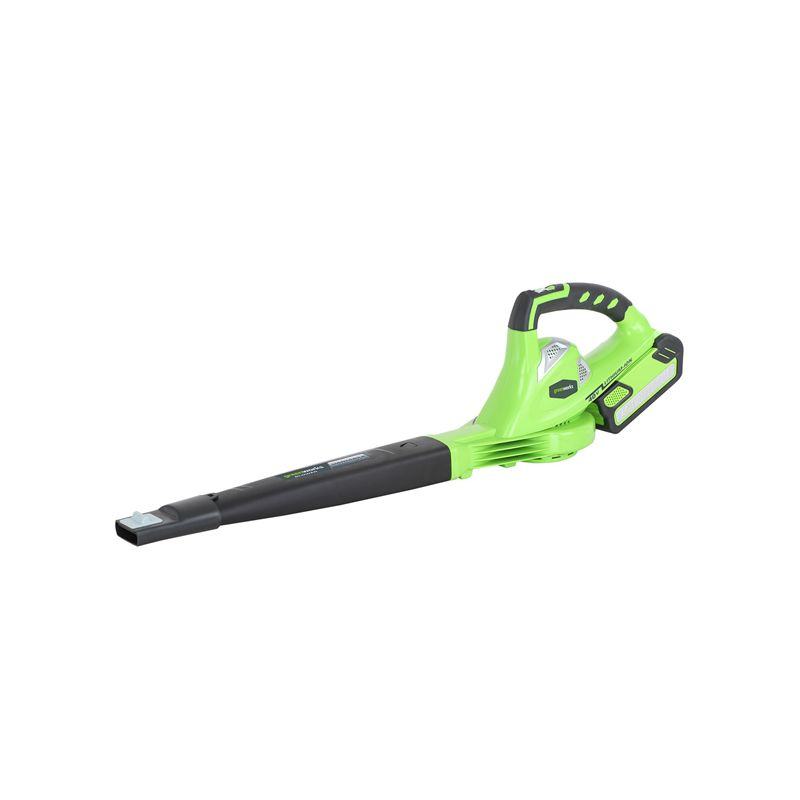GreenWorks 24282 150 MPH, 40V Battery Powered Leaf Blower (Tool Only - Battery N