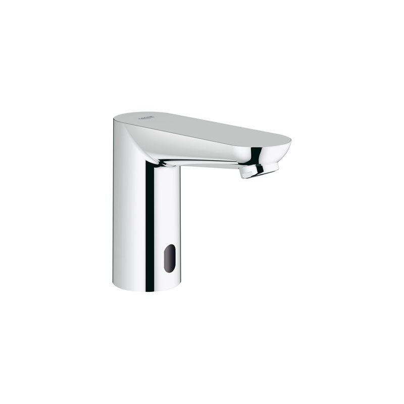 Grohe 36 314 Euroeco E Touch Free Bathroom Faucet - Less Drain Assembly Deal