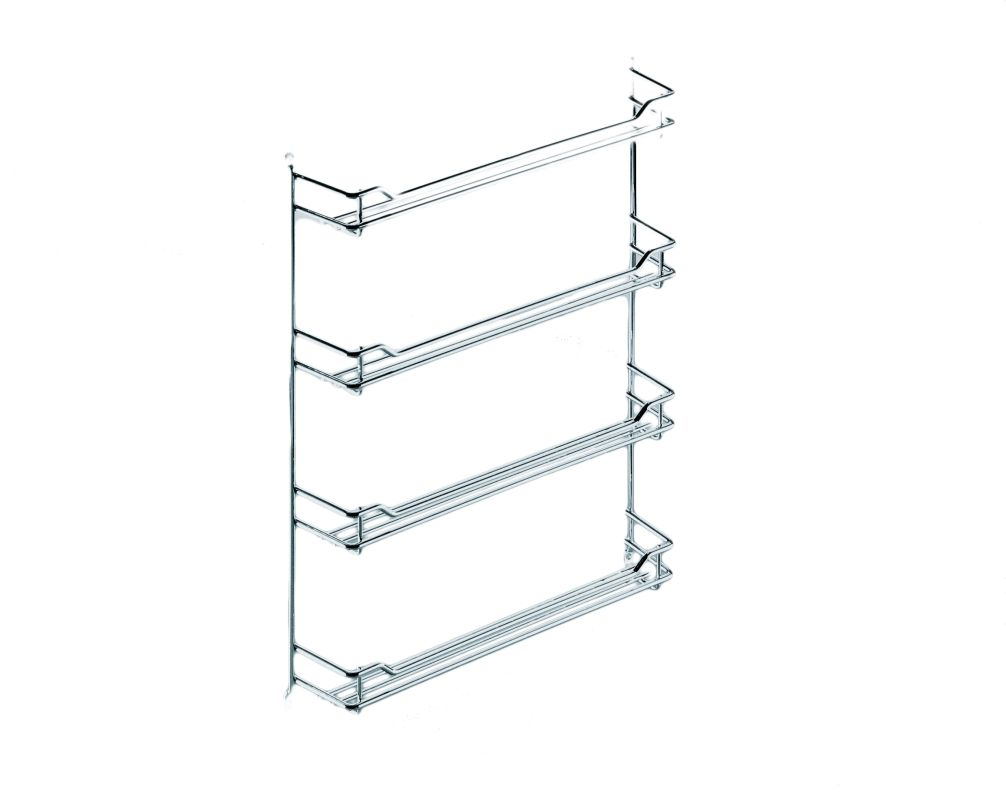 Hafele 543.19.80 4 Shelf 15.375