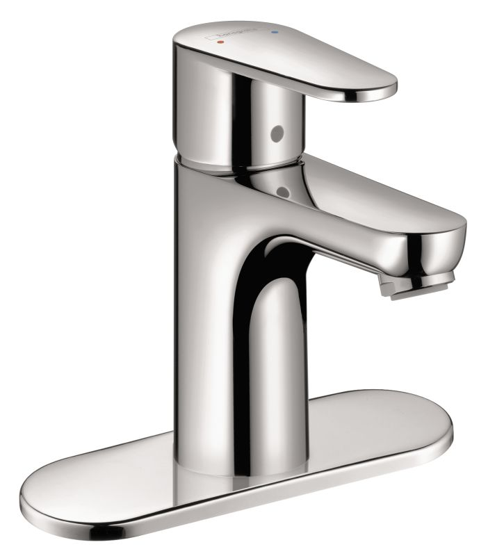 Hansgrohe 31612 Talis E Single Hole Bathroom Faucet with EcoRight, Quick Clean, Deal