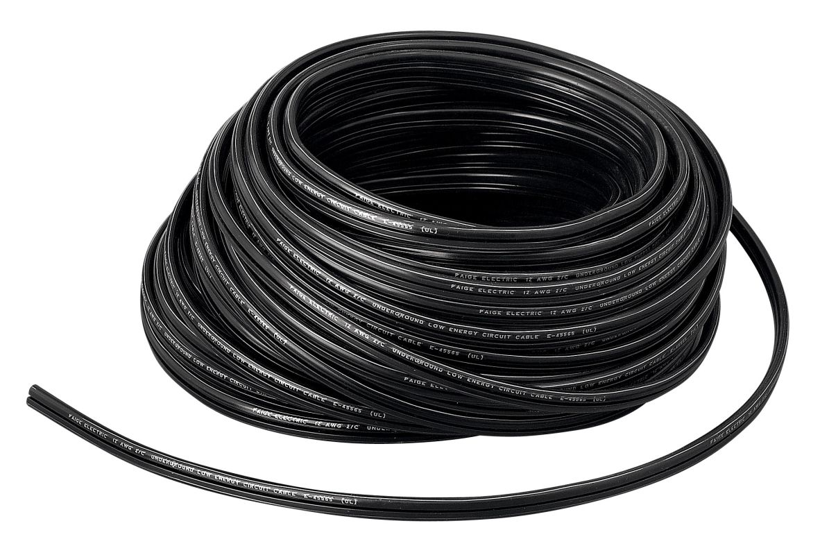Low Voltage Wire Accessories : Lighting cable usa