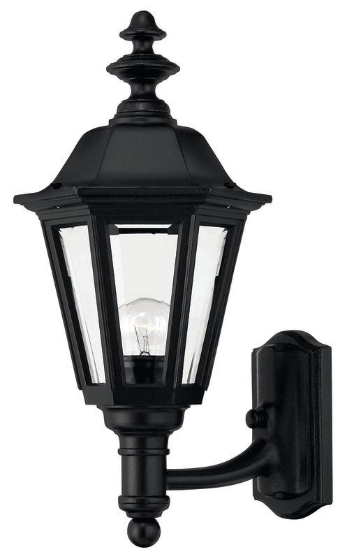Upc 640665141917 hinkley lighting 1419bk black manor for Manor house landscape lighting