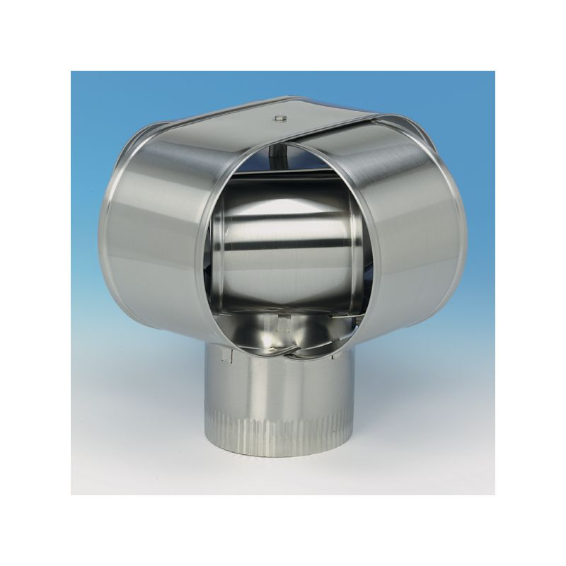 Homesaver stainless steel high wind