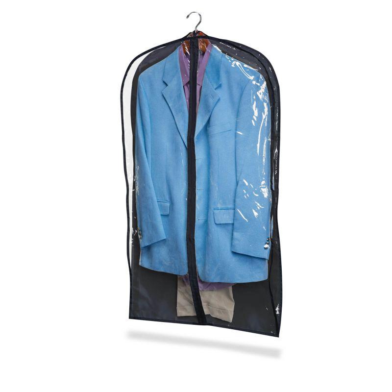Honey-Can-Do SFTZ01250 2-Pack Hanging Garment Storage Bag