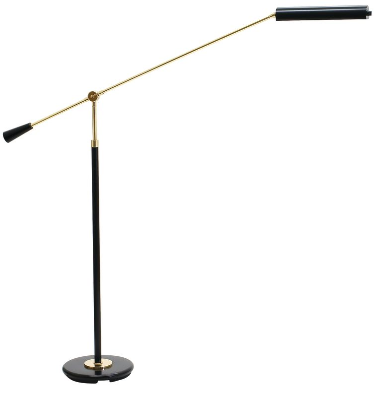 House of Troy PFLED Adjustable Grand Piano Floor LED Lamp
