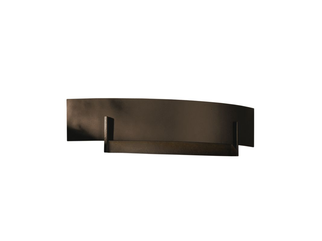hubbardton forge 206403 ada compliant 2 light 120 watt direct wire