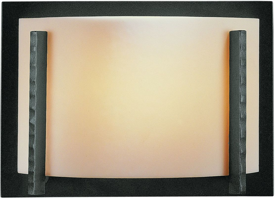 hubbardton forge 206740 single light 100 watt direct wire wall sconce