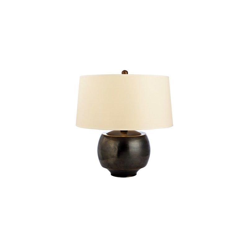 Hudson Valley Lighting L164 Holden 1 Light Table Lamp -  L164-DB-WS