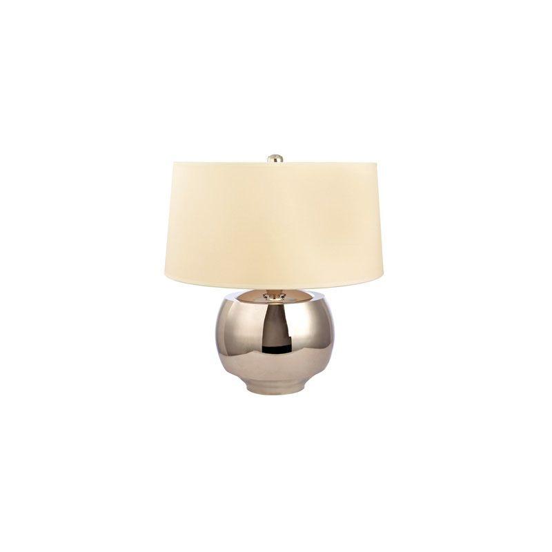 Hudson Valley Lighting L164 Holden 1 Light Table Lamp -  L164-PN
