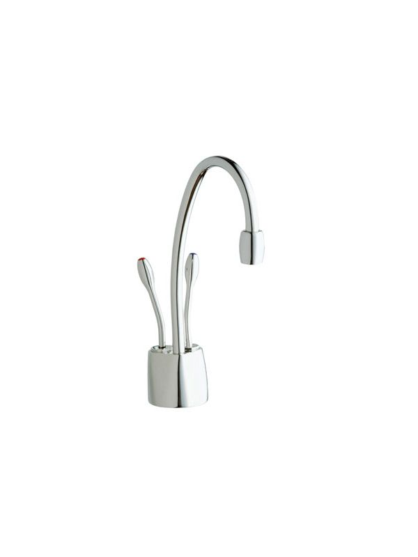 InSinkErator F-HC1100 Indulge Instant Hot Water Dispenser, Double Handle Hot and photo
