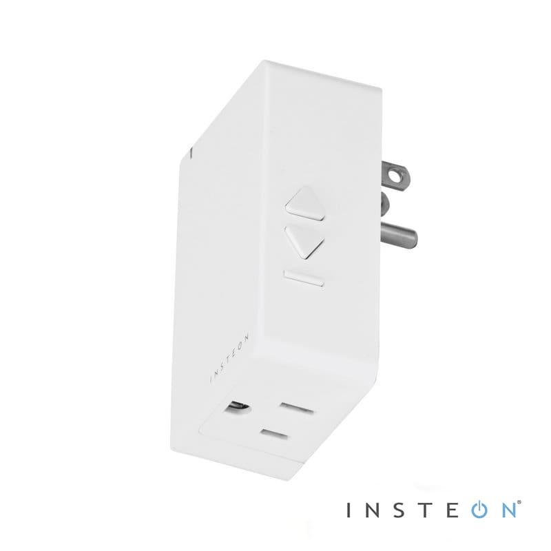 Insteon 2635-222 Dual-Band ApplianceLinc 3-Pin Plug-in Appliance On/Off Module