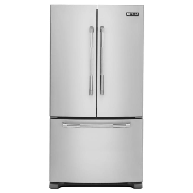 Jenn-Air JFC2089BE 36 Inch Wide 20 Cu. Ft. Energy Star Rated French Door Refrige photo