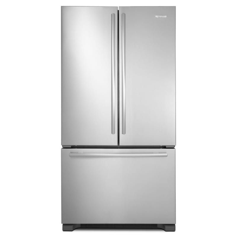 Jenn-Air JFC2290RE 36 Inch Wide 21.94 Cu. Ft. French Door Refrigerator with TriS photo