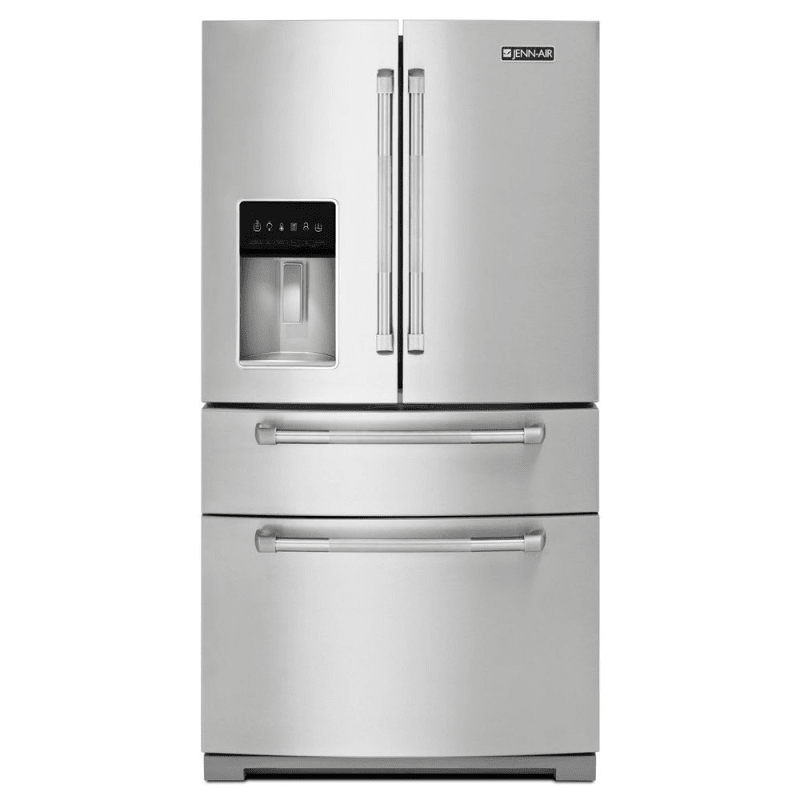 Jenn-Air JFX2897DR 36 Inch Wide 26.17 Cu. Ft. French Door Refrigerator with Twin photo