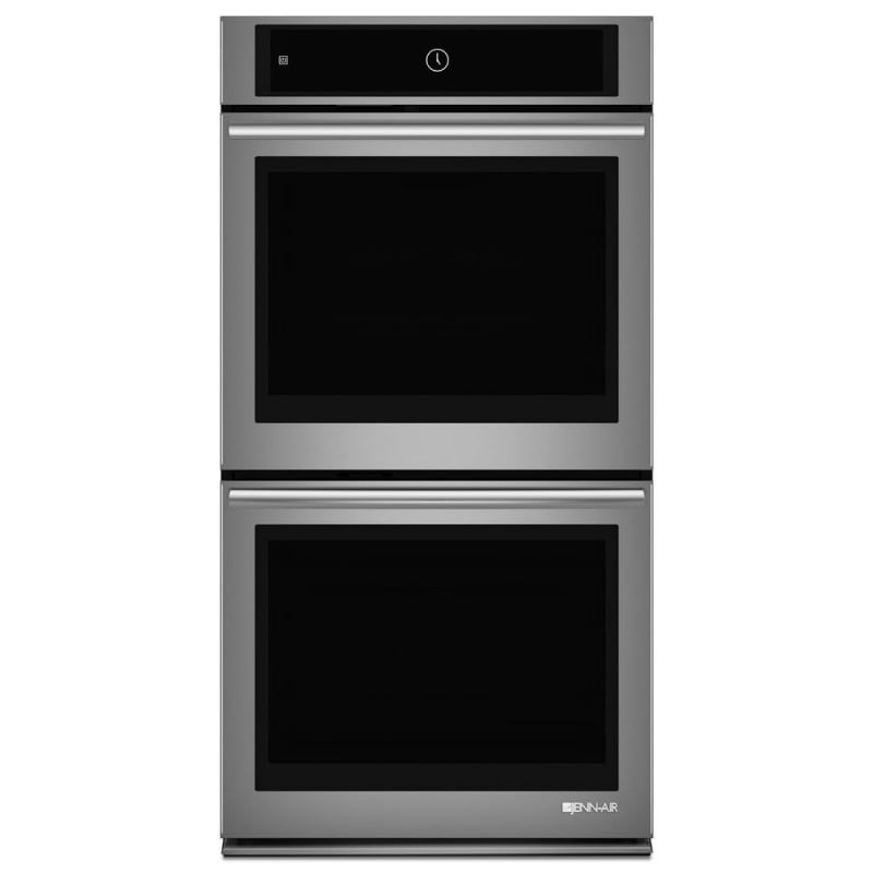 Jenn-Air JJW2727DS 27 Inch Wide 8.6 Cu. Ft. Built-In Double Electric Oven with C photo