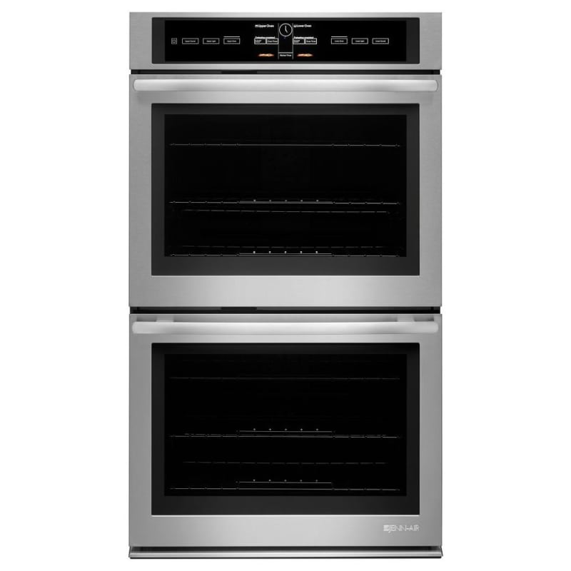 Jenn-Air JJW3830D 30 Inch Wide 10 Cu. Ft. Built-In Double Electric Oven with Con photo