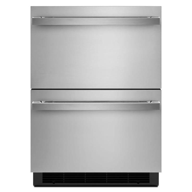 Jenn-Air JUD24FRERS 24 Inch Wide Refrigerator/Freezer Drawers with Light-Guided photo