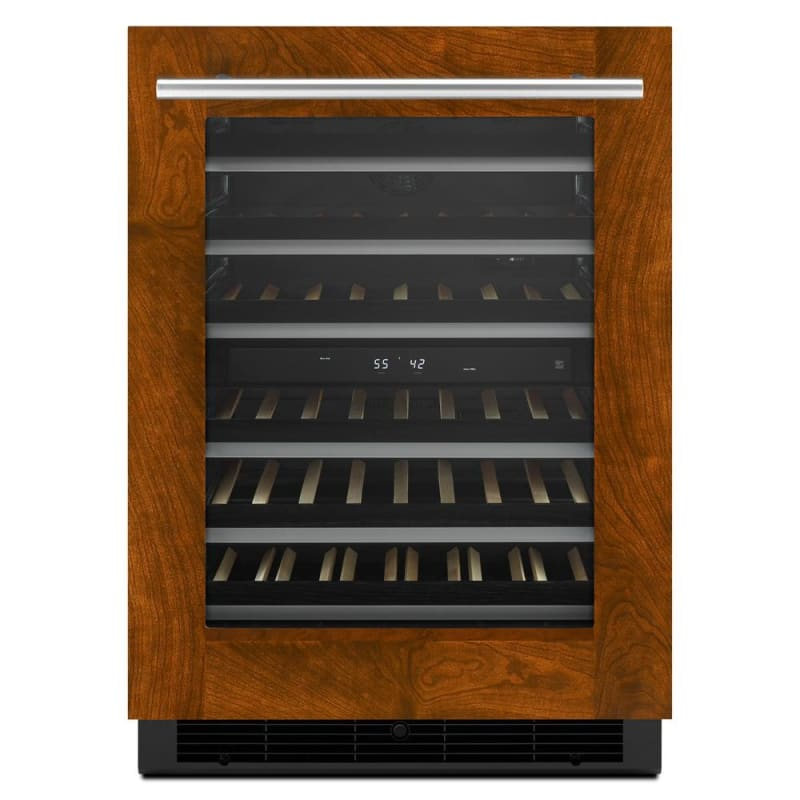 Jenn-Air JUW24FRECX 24 Inch Wide 46 Bottle Capacity Panel Ready Wine Cooler with photo