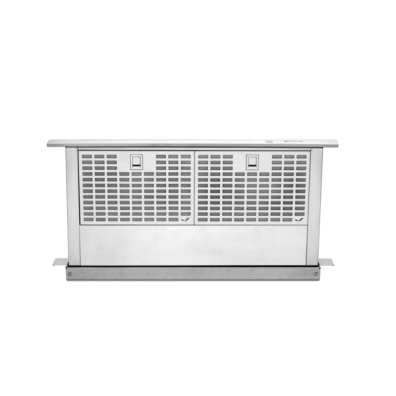 Jenn-Air JXD7030YS 600 CFM 30 Inch Wide Downdraft Range Hood with Reversible Mot photo