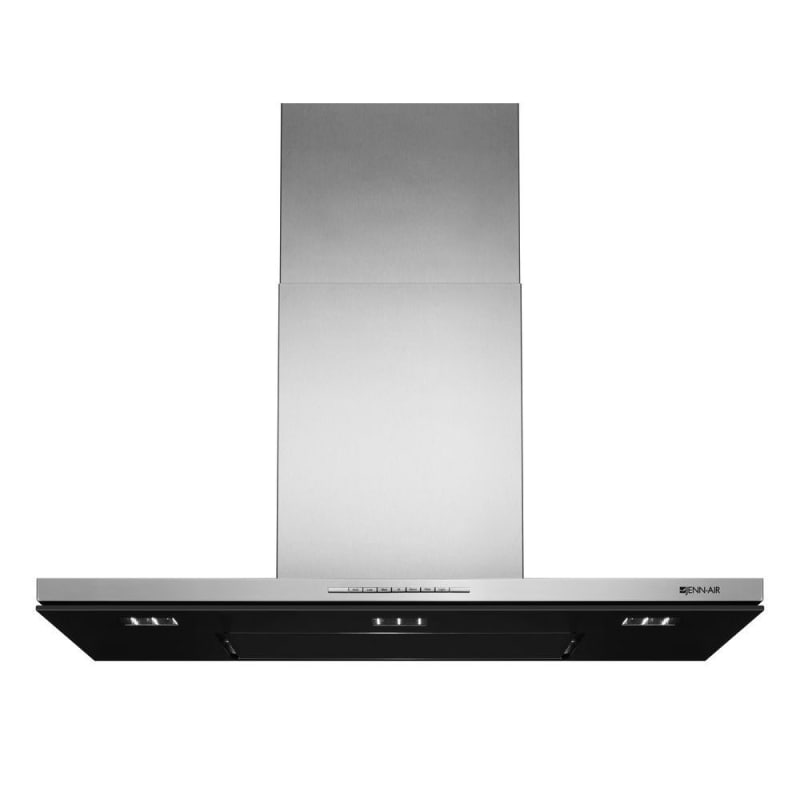 Jenn-Air JXW8936DS 600 CFM 36 Inch Wide Wall Mounted Range Hood with Perimetric photo