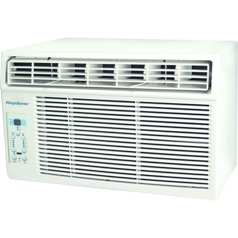 Keystone KSTAW08B 8000 BTU 115 Volt Window Air Conditioner with Follow Me Temper photo