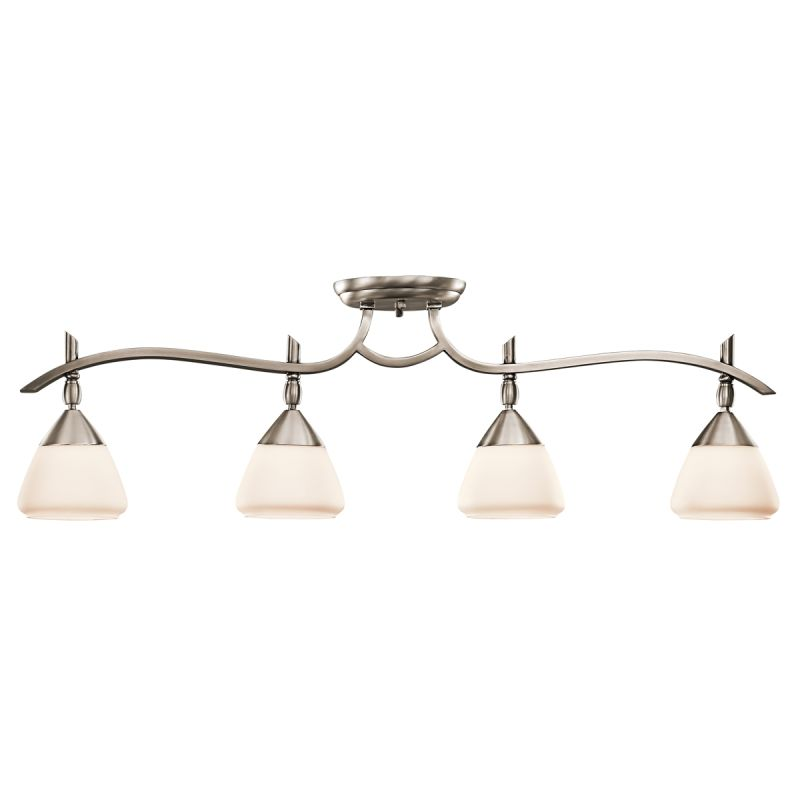 Kichler 7703AP Antique Pewter Track Lighting - Build.com