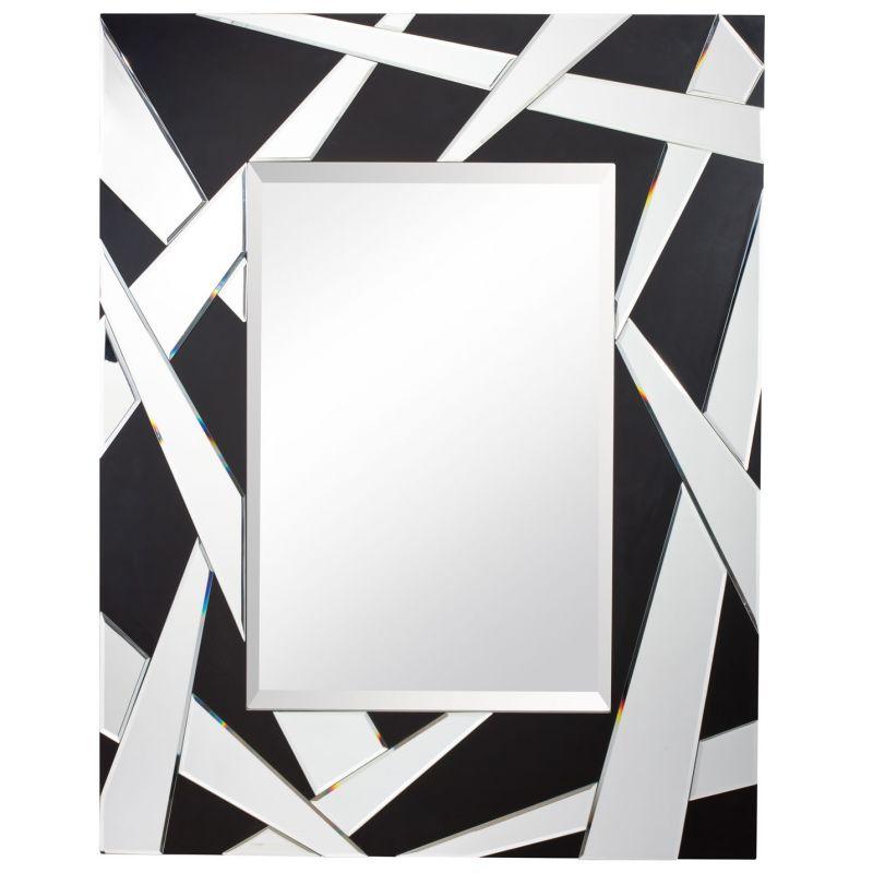 Kichler 78164 Cutting Edge Rectangular Mirror 46 X 36