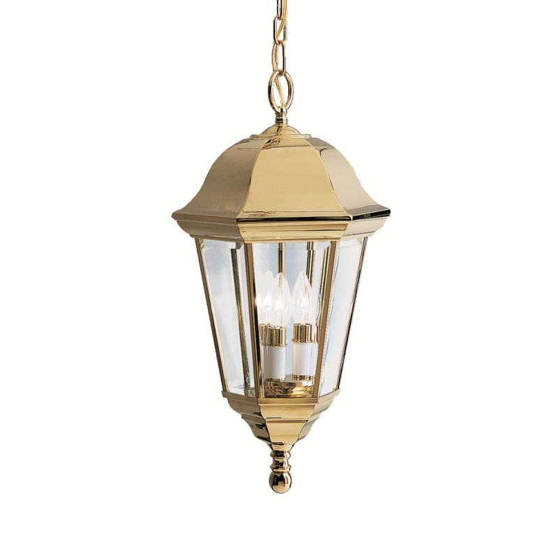 Kichler 9889 Lifetime Finish Grove Mill Outdoor Pendant photo