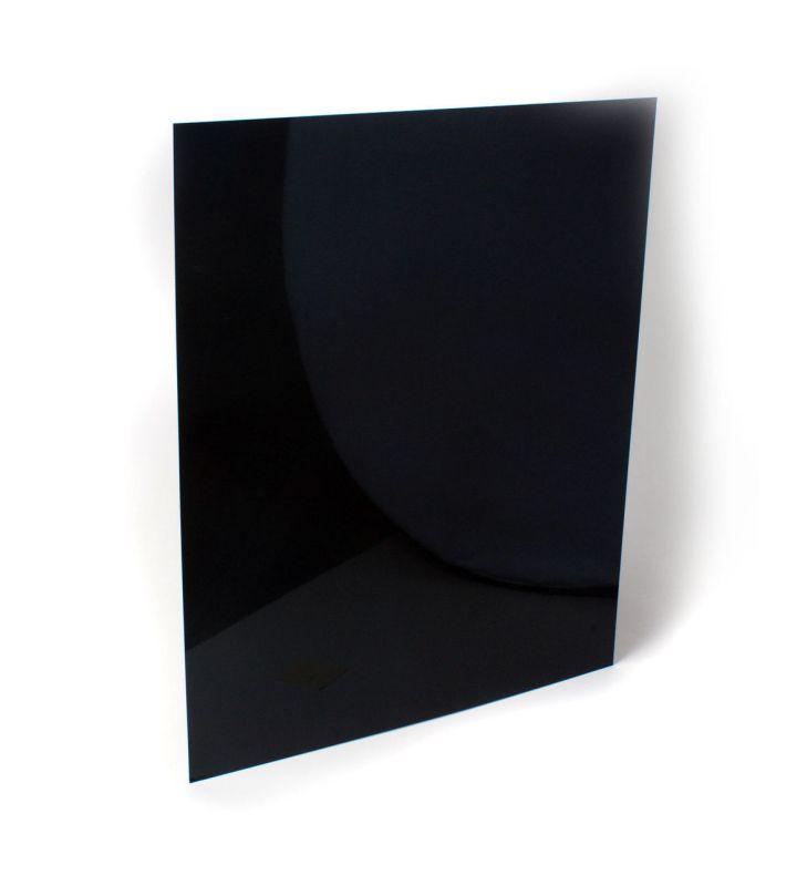 KitchenAid 99406 30 Inch Wide Reversible Range Backsplash - Black / White photo