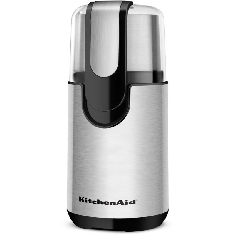 KitchenAid BCG111 Blade Coffee Grinder with Fingertip Control photo