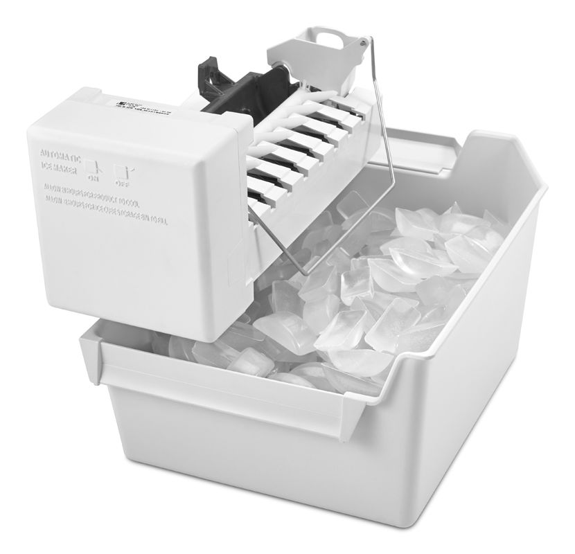 KitchenAid ECKMFEZ2 Built-In Icemaker Kit with EZ Connect Installation photo