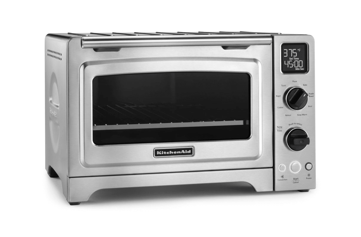 KitchenAid KCO273 18 Inch Wide Electric Toaster Oven with Convection photo