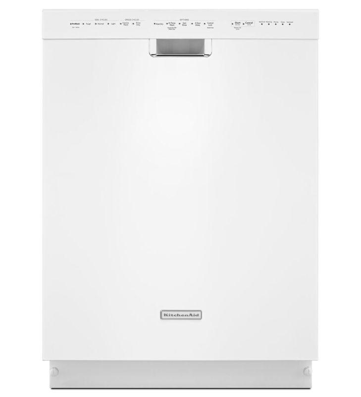 KitchenAid KDFE104D 24 Inch Wide Energy Star Dishwasher with Pocket Handle photo