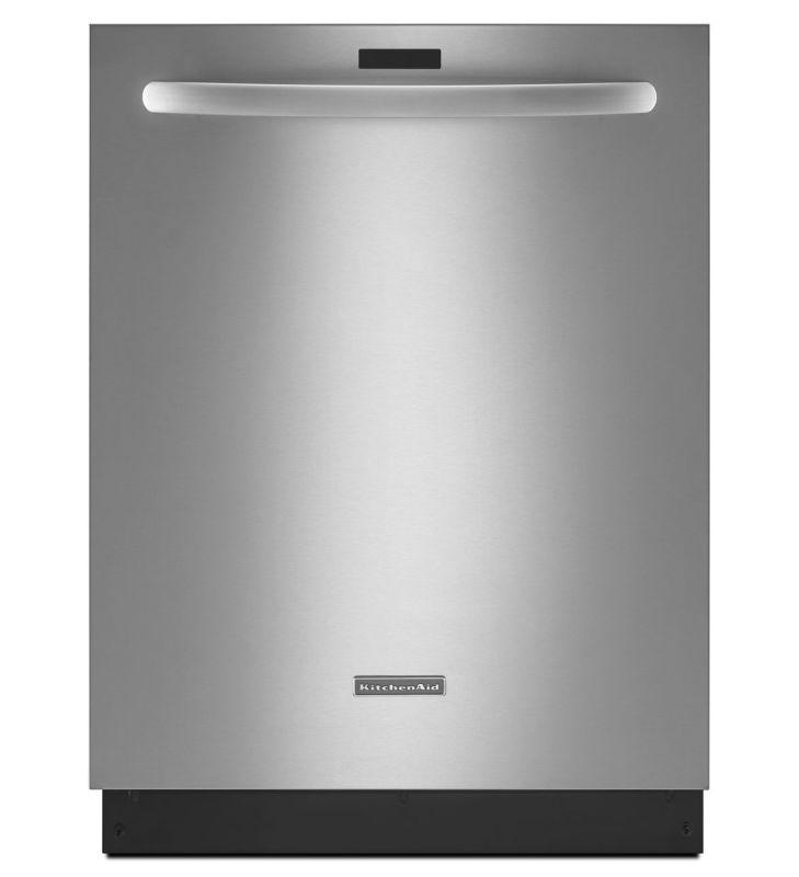 KitchenAid KDTE704D 24 Inch Wide Energy Star Dishwasher with Third Level Utensil photo