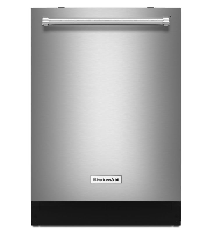 KitchenAid KDTM354E 24 Inch Wide Energy Star Rated Dishwasher with Sliding Tines photo