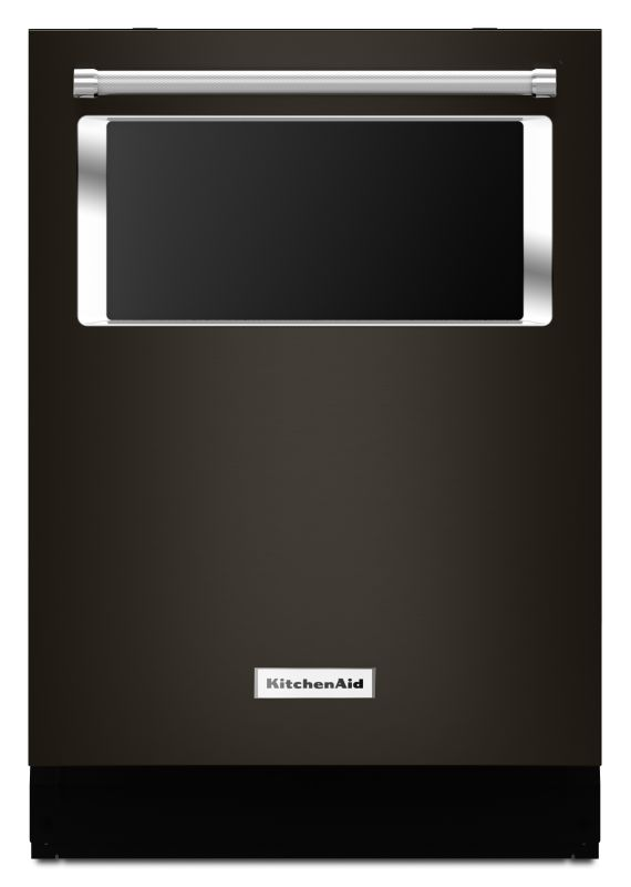 KitchenAid KDTM804E 24 Inch Wide Energy Star Rated Dishwasher with Viewing Windo photo