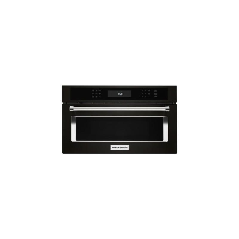 KitchenAid KMBP100E 30 Inch Wide 1.4 Cu. Ft. Built-In Microwave with Convection photo