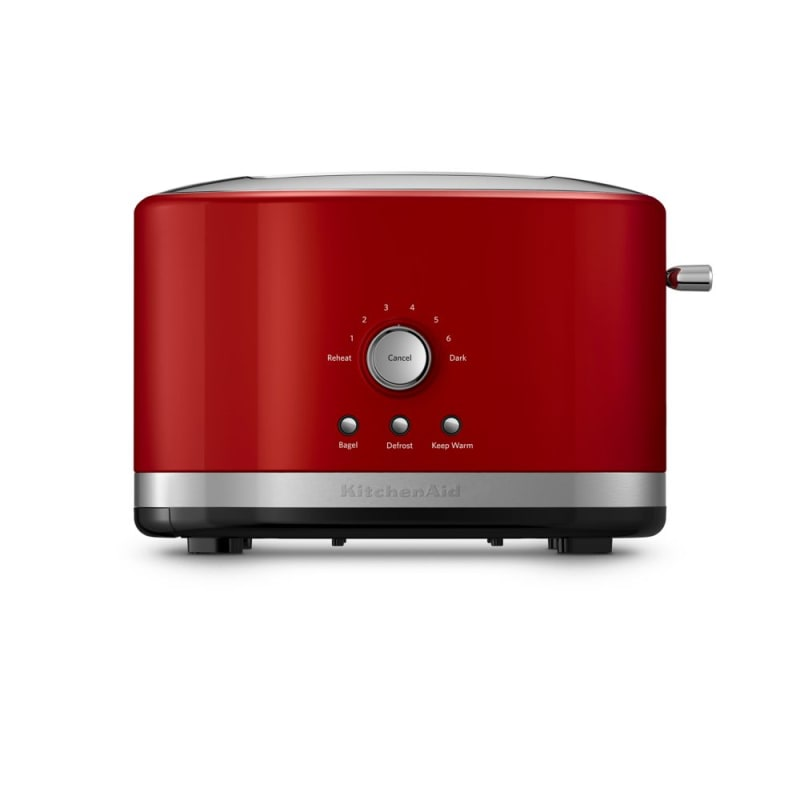 KitchenAid KMT2116 2-Slice Toaster with Manual Lift Lever and Extra Wide Slots photo