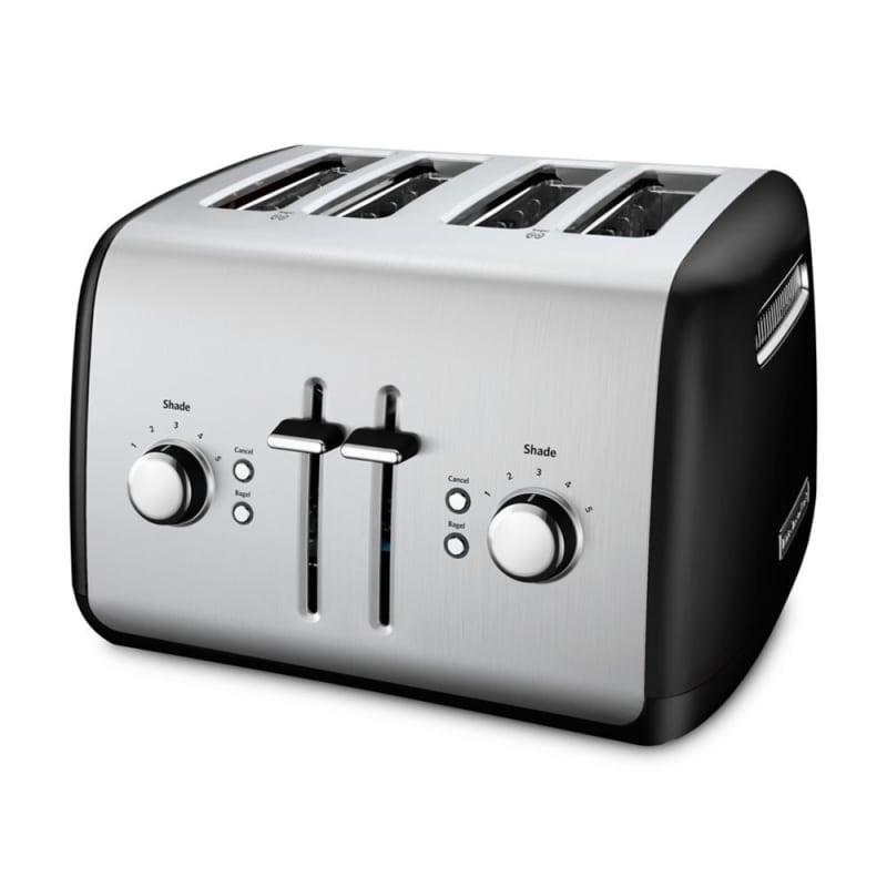 KitchenAid KMT4115 4-Slice Toaster with Manual Lift Lever photo