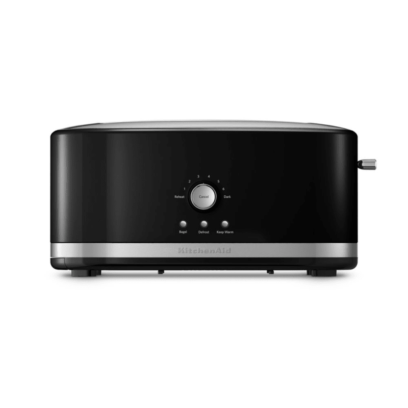 KitchenAid KMT4116 4-Slice Toaster with Manual Lift Lever and Long Slot Design photo