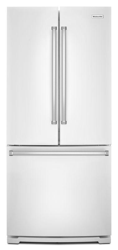 KitchenAid KRFF300E 30 Inch Wide 20 cu. ft. French Door Refrigerator with Interi photo