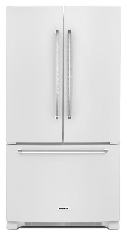 KitchenAid KRFF305E 36 Inch Wide 25 Cu. Ft. Standard Depth French Door Refrigerat photo